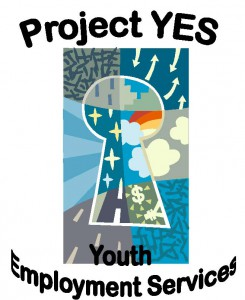 Project yes logo work 1